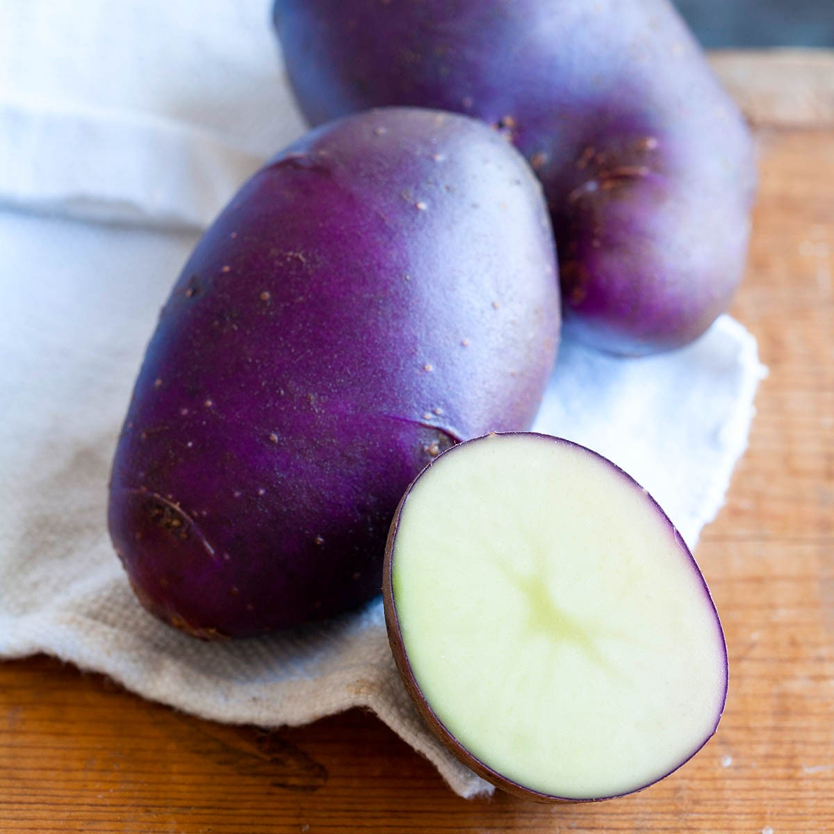 Vital-Kartoffel 'Blue Danube'