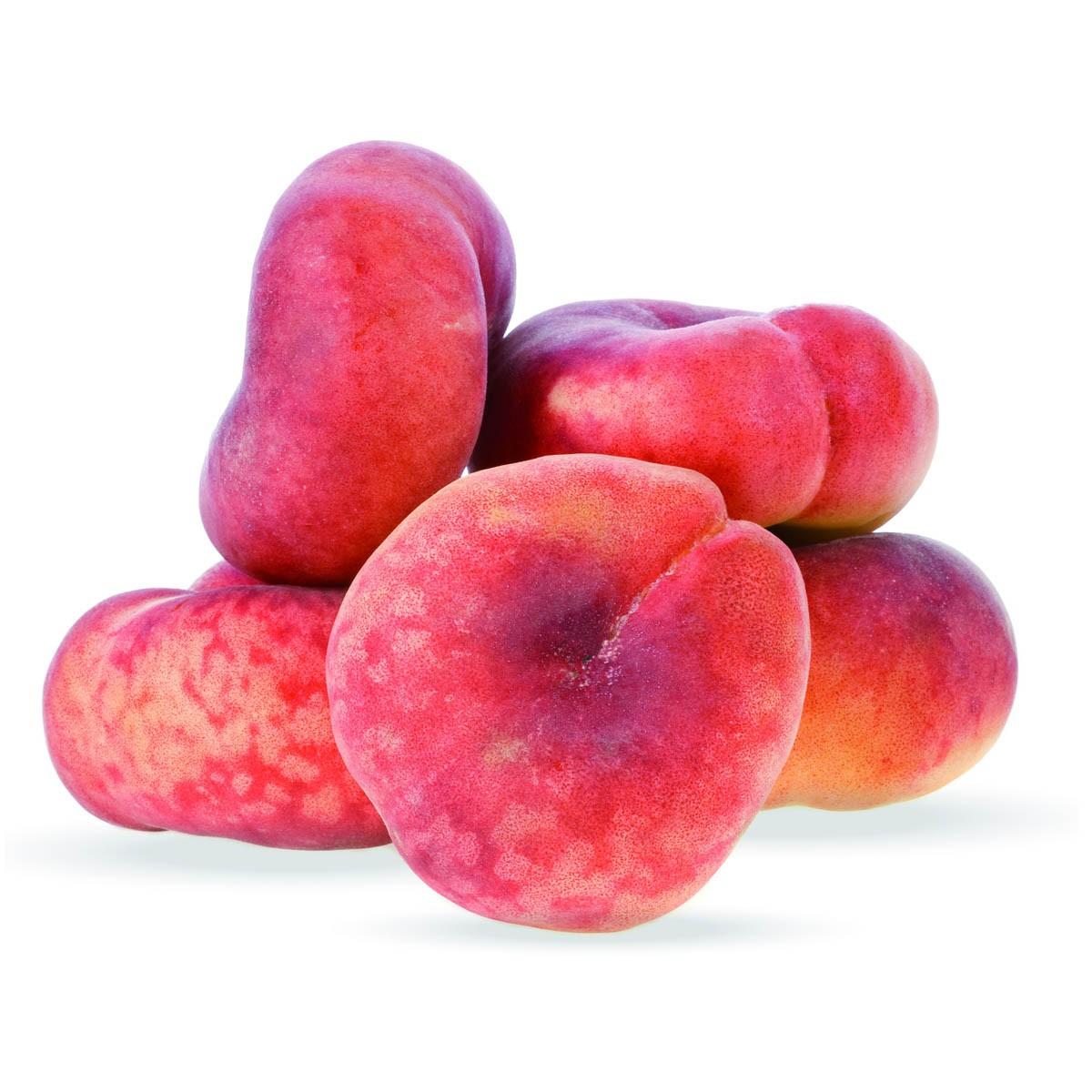 Balkon-Pfirsich 'Fruit Me® Peach Me Donut'