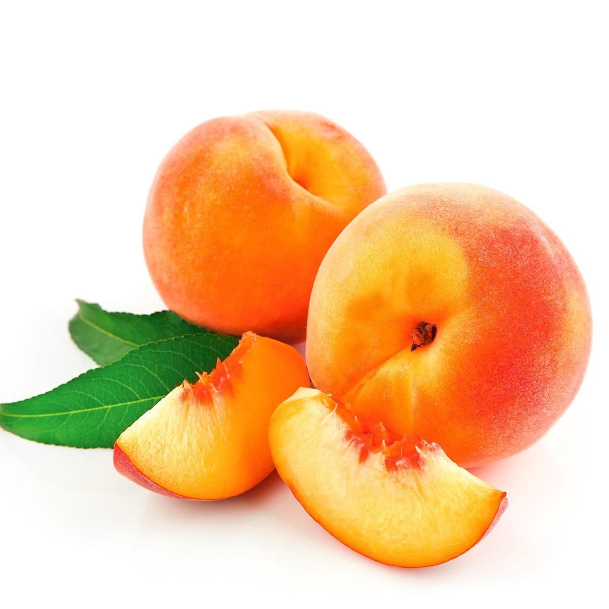 Pfirsich 'Fruit Me Peach Me Yellow'