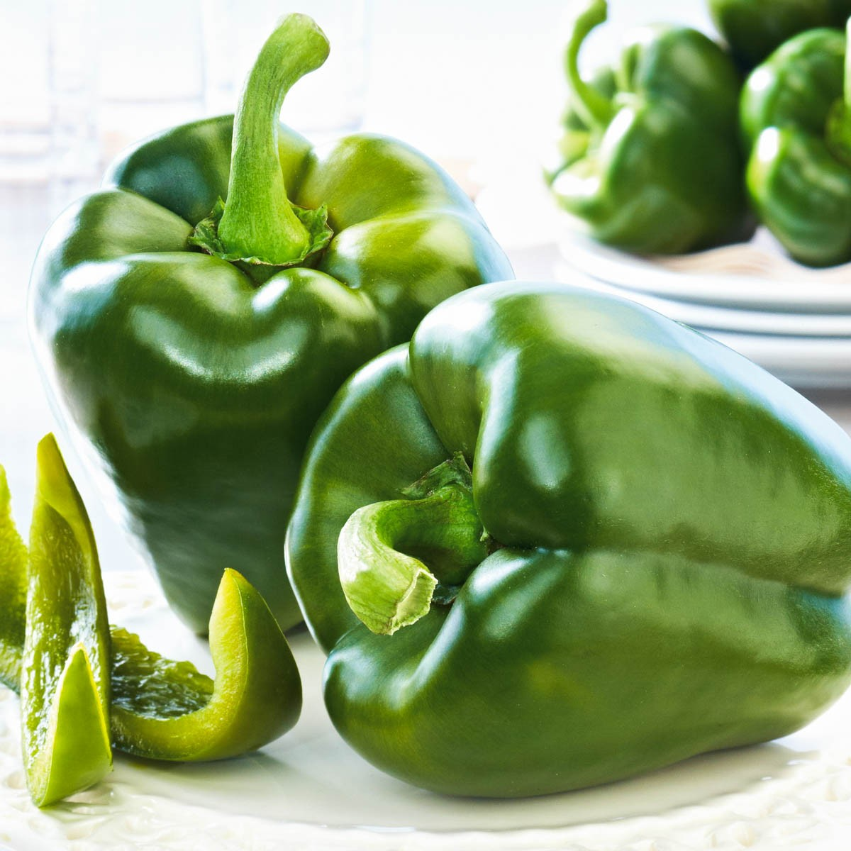 Süß-Paprika 'Sweet Green®'